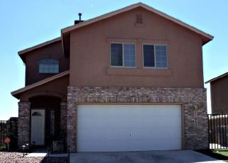 Pre Foreclosure in El Paso 79934 MESQUITE ROCK DR - Property ID: 1704396555