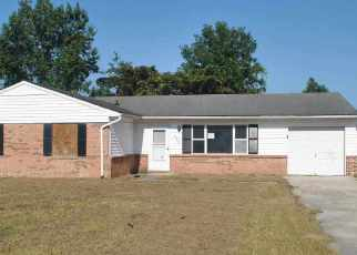 Pre Foreclosure in Jacksonville 28540 PARKWAY DR - Property ID: 1704513496