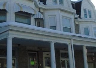 Pre Foreclosure in Allentown 18104 S 17TH ST - Property ID: 1704836728