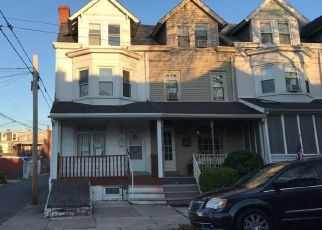 Pre Foreclosure in Allentown 18102 N FULTON ST - Property ID: 1704910744
