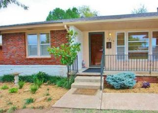 Pre Foreclosure in Oklahoma City 73112 NW 30TH TER - Property ID: 1705153372