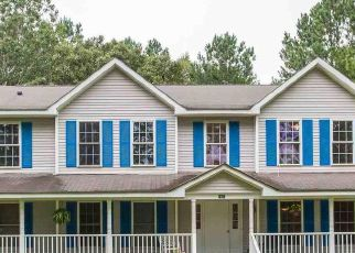 Pre Foreclosure in Middlesex 27557 BARNES RD - Property ID: 1705290460