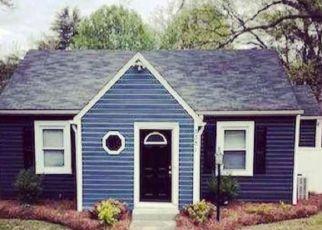Pre Foreclosure in Winston Salem 27103 ARLINGTON DR - Property ID: 1705300982