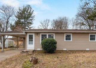 Pre Foreclosure in Cape Girardeau 63701 DAVID ST - Property ID: 1705529145