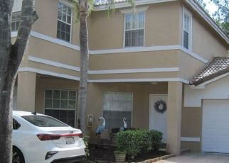 Pre Foreclosure in Fort Lauderdale 33322 NW 99TH TER - Property ID: 1705692970