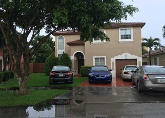 Pre Foreclosure in Miami 33196 SW 162ND CT - Property ID: 1705742895