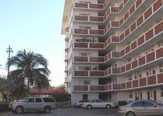 Pre Foreclosure in North Miami Beach 33160 NE 166TH ST - Property ID: 1705745513