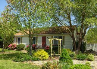 Pre Foreclosure in Hurlock 21643 BACK LANDING RD - Property ID: 1705780105