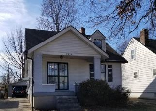 Pre Foreclosure in Louisville 40208 CENTRAL AVE - Property ID: 1705893101