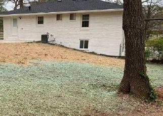 Pre Foreclosure in Marietta 30060 COPELAND LN SW - Property ID: 1706329780