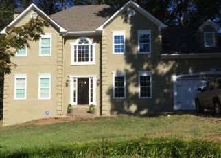 Pre Foreclosure in Acworth 30101 BROOKSTONE DR NW - Property ID: 1706333719