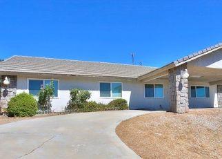 Pre Foreclosure in Hesperia 92344 OAK HILL RD - Property ID: 1706505849