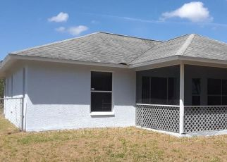 Pre Foreclosure in Cape Coral 33991 SW 11TH AVE - Property ID: 1706535173