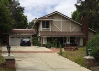 Pre Foreclosure in Anaheim 92807 S CANYON RIDGE DR - Property ID: 1706594299