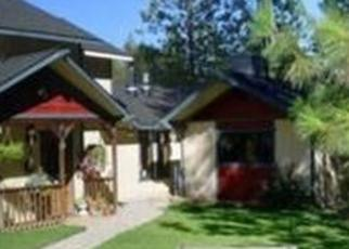 Pre Foreclosure in Oakhurst 93644 CHINA CREEK WAY - Property ID: 1706603508