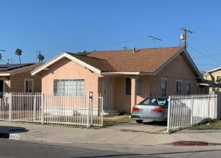 Pre Foreclosure in Los Angeles 90003 W 91ST PL - Property ID: 1706671839