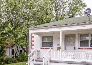 Pre Foreclosure in Baltimore 21206 GLENARM AVE - Property ID: 1706807605