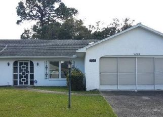 Pre Foreclosure in Spring Hill 34608 LAVINA LN - Property ID: 1706995492