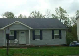 Pre Foreclosure in Clarksville 37042 SENATOR DR - Property ID: 1707119885