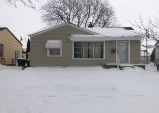 Pre Foreclosure in Melvindale 48122 WALL ST - Property ID: 1707538129