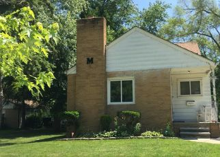 Pre Foreclosure in Detroit 48219 GRANDVIEW ST - Property ID: 1707542520