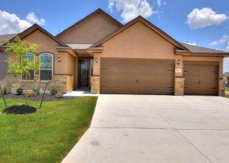 Pre Foreclosure in San Antonio 78254 DAKOTA FRST - Property ID: 1707659457
