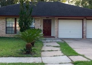 Pre Foreclosure in Houston 77089 SAGEWILLOW LN - Property ID: 1707673471