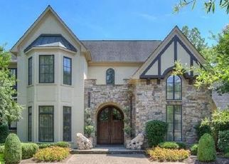 Pre Foreclosure in Waxhaw 28173 SHERRINGHAM WAY - Property ID: 1707743550