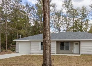 Pre Foreclosure in Ocala 34482 NW 59TH AVE - Property ID: 1707777272