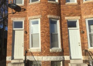 Pre Foreclosure in Baltimore 21217 BAKER ST - Property ID: 1708002843