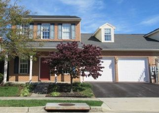 Pre Foreclosure in Hagerstown 21742 MERIDIAN DR - Property ID: 1708036109