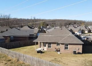 Pre Foreclosure in Tahlequah 74464 ROSEWOOD PL - Property ID: 1708125465