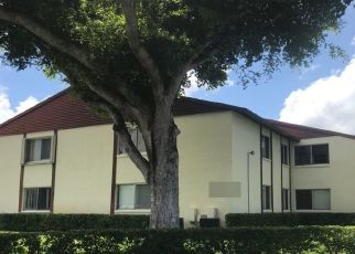 Pre Foreclosure in West Palm Beach 33417 SABLE PINE CIR - Property ID: 1708405771