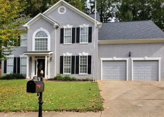 Pre Foreclosure in Kennesaw 30144 COLLIER TRCE NW - Property ID: 1708785941