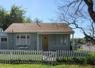 Pre Foreclosure in Cottonwood 96022 CHESTNUT ST - Property ID: 1708917321