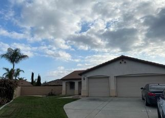Pre Foreclosure in Sun City 92587 CATHEDRAL PEAK RD - Property ID: 1708933976