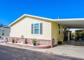 Pre Foreclosure in Fullerton 92835 ROLLING HILLS DR SPC 63 - Property ID: 1708938342