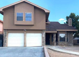 Pre Foreclosure in El Paso 79912 DORSEY DR - Property ID: 1709214715