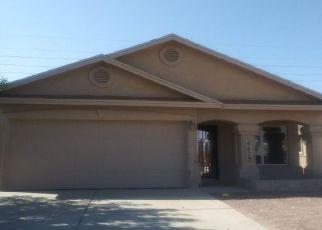 Pre Foreclosure in El Paso 79938 MICHAEL TORRES DR - Property ID: 1709230920