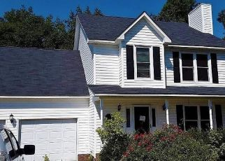 Pre Foreclosure in Lillington 27546 FAIRFIELD LN - Property ID: 1709417488