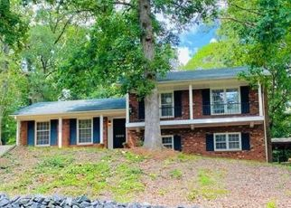 Pre Foreclosure in Charlotte 28226 HEATHERFORD DR - Property ID: 1709420105