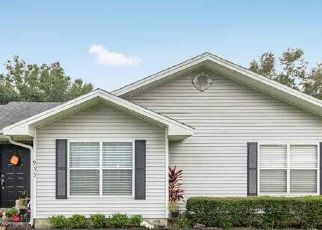 Pre Foreclosure in Saint Augustine 32086 DEER CHASE DR - Property ID: 1709502457