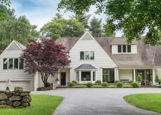 Pre Foreclosure in New Canaan 06840 LUKES WOOD RD - Property ID: 1709739845