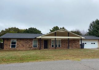 Pre Foreclosure in Ardmore 73401 EVERGREEN DR - Property ID: 1709795463
