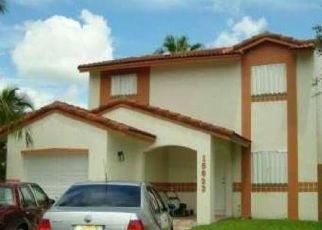Pre Foreclosure in Miami 33196 SW 102ND LN - Property ID: 1710082781