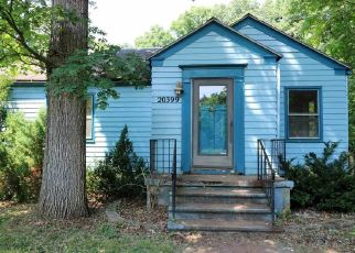 Pre Foreclosure in South Bend 46637 DARDEN RD - Property ID: 1710336350