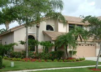Pre Foreclosure in Fort Lauderdale 33322 NW 103RD AVE - Property ID: 1710510678