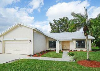 Pre Foreclosure in Boca Raton 33433 CASABELLA LN - Property ID: 1710540452
