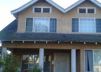 Pre Foreclosure in Huntington Park 90255 ZOE AVE - Property ID: 1710703829