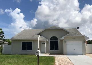 Pre Foreclosure in Boca Raton 33433 CEDAR HOLLOW LN - Property ID: 1710792734